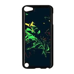 Colors Apple iPod Touch 5 Case (Black)