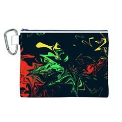 Colors Canvas Cosmetic Bag (L)