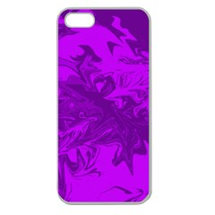 Colors Apple Seamless iPhone 5 Case (Clear)