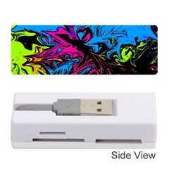 Colors Memory Card Reader (Stick)