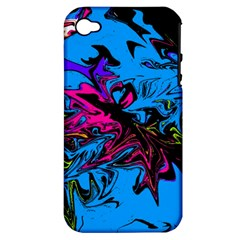 Colors Apple iPhone 4/4S Hardshell Case (PC+Silicone)