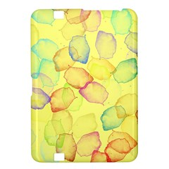 Watercolors on a yellow background          Samsung Galaxy Premier I9260 Hardshell Case