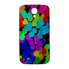 Colorful strokes on a black background         Samsung Note 2 N7100 Hardshell Back Case