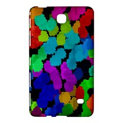 Colorful strokes on a black background         Sony Xperia Z3 Hardshell Case