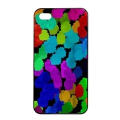 Colorful strokes on a black background         Sony Xperia Z3+ Hardshell Case