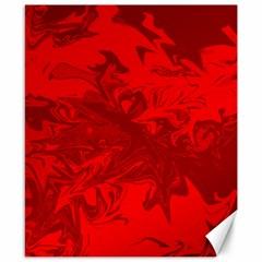 Colors Canvas 8  x 10