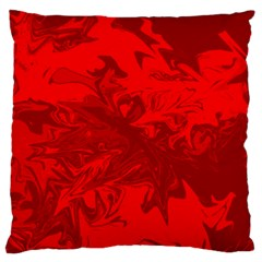 Colors Large Flano Cushion Case (Two Sides)