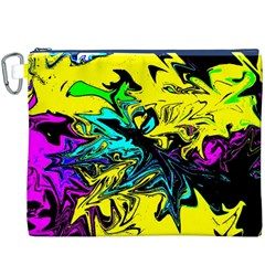 Colors Canvas Cosmetic Bag (XXXL)