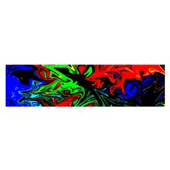 Colors Satin Scarf (Oblong)