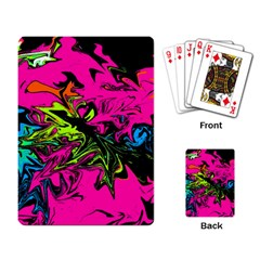 Colors Playing Card