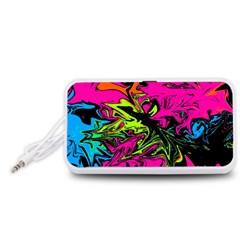 Colors Portable Speaker (White)