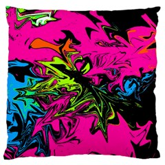Colors Large Cushion Case (Two Sides)