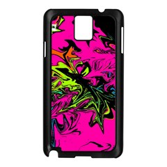 Colors Samsung Galaxy Note 3 N9005 Case (Black)