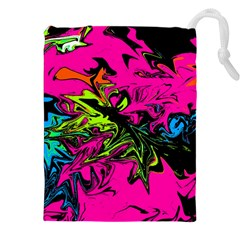 Colors Drawstring Pouches (XXL)