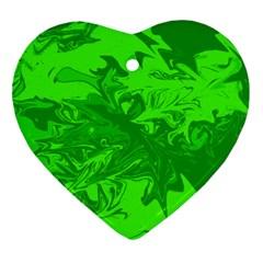 Colors Ornament (Heart)