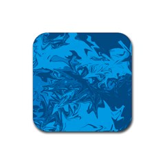 Colors Rubber Coaster (Square)