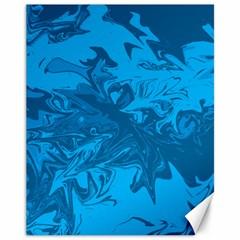 Colors Canvas 11  x 14