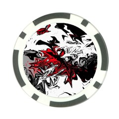 Colors Poker Chip Card Guard (10 pack)