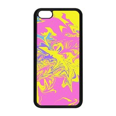Colors Apple iPhone 5C Seamless Case (Black)