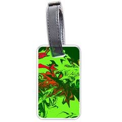 Colors Luggage Tags (One Side)