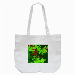 Colors Tote Bag (White)