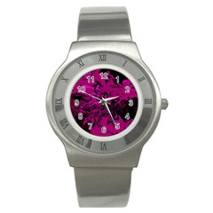 Colors Stainless Steel Watch