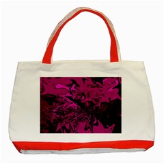 Colors Classic Tote Bag (Red)