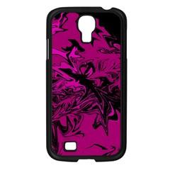 Colors Samsung Galaxy S4 I9500/ I9505 Case (Black)