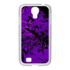 Colors Samsung GALAXY S4 I9500/ I9505 Case (White)