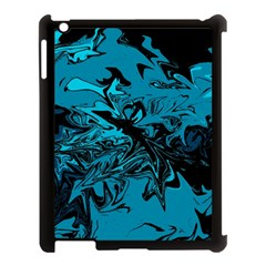Colors Apple iPad 3/4 Case (Black)