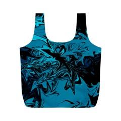 Colors Full Print Recycle Bags (M)