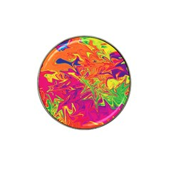 Colors Hat Clip Ball Marker (10 pack)