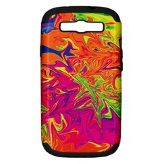 Colors Samsung Galaxy S III Hardshell Case (PC+Silicone)