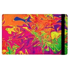 Colors Apple iPad 2 Flip Case