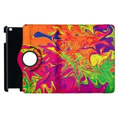 Colors Apple iPad 2 Flip 360 Case