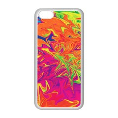 Colors Apple iPhone 5C Seamless Case (White)