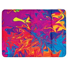 Colors Samsung Galaxy Tab 7  P1000 Flip Case