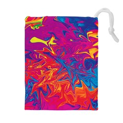 Colors Drawstring Pouches (extra Large)