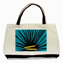 Match Cover Matches Basic Tote Bag