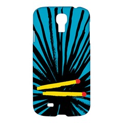 Match Cover Matches Samsung Galaxy S4 I9500/I9505 Hardshell Case