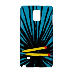 Match Cover Matches Samsung Galaxy Note 4 Hardshell Case