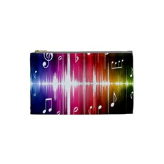 Music Data Science Line Cosmetic Bag (Small)