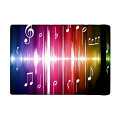 Music Data Science Line iPad Mini 2 Flip Cases