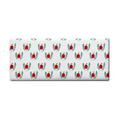 Sage Apple Wrap Smile Face Fruit Cosmetic Storage Cases