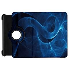 Smoke White Blue Kindle Fire HD 7