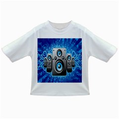 Sound System Music Disco Party Infant/Toddler T-Shirts
