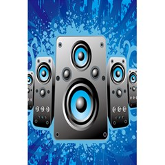 Sound System Music Disco Party 5.5  x 8.5  Notebooks