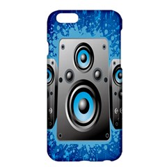 Sound System Music Disco Party Apple iPhone 6 Plus/6S Plus Hardshell Case