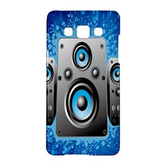 Sound System Music Disco Party Samsung Galaxy A5 Hardshell Case