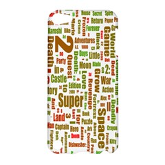 Screen Source Serif Text Apple iPod Touch 5 Hardshell Case